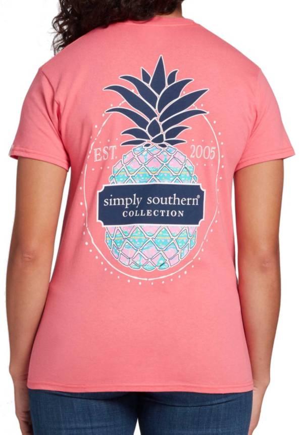 Simply Southern Women's Hibipine Short Sleeve T-Shirt product image