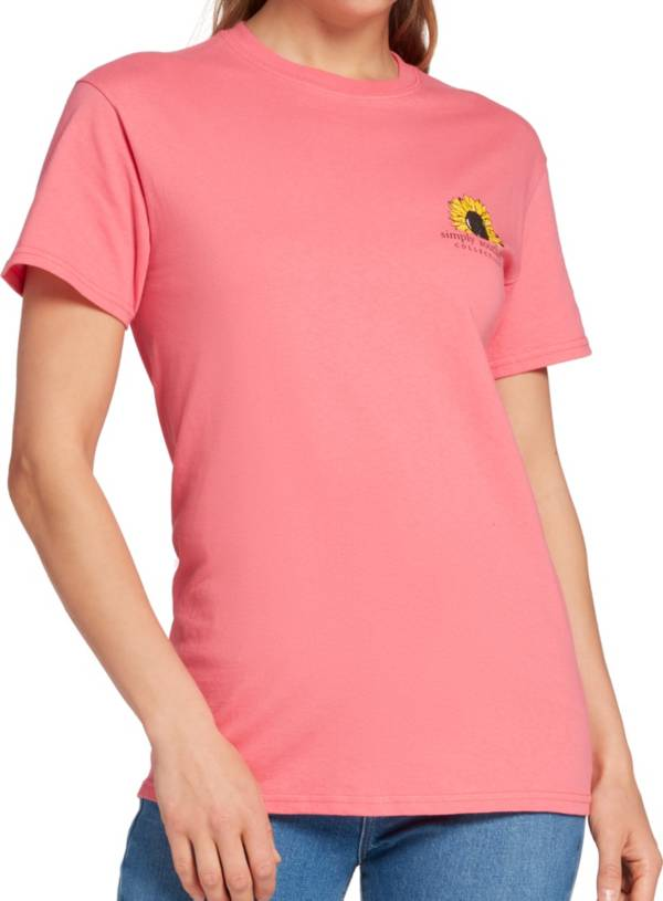 Simply Southern Women's Short Sleeve Sunshine T-Shirt product image
