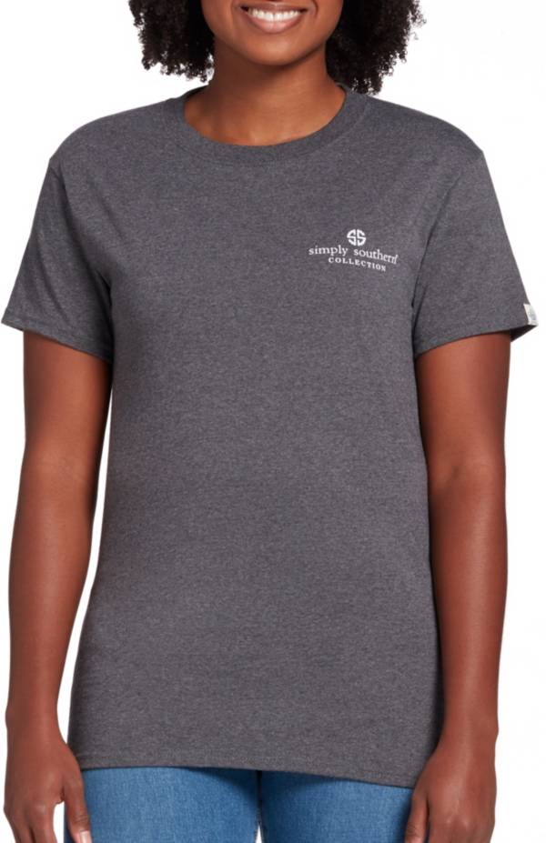 Simply Southern Women's Think Short Sleeve T-Shirt product image
