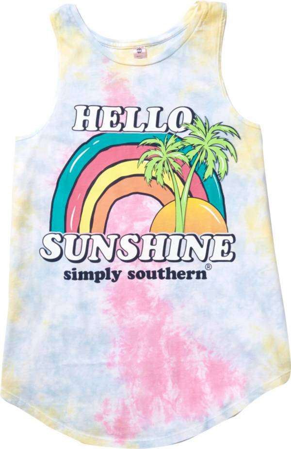 Simply Southern Women's Sunshine Tank Top product image