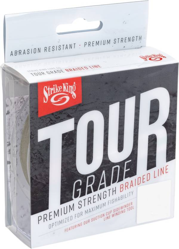Strike King Tour Grade Braided Fishing Line product image