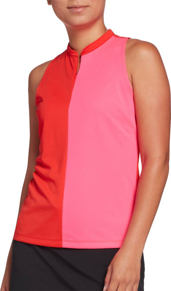 Slazenger Women's Bold Sleeveless Color Block Golf Polo product image