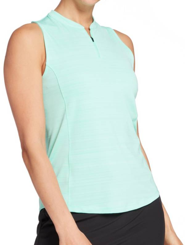 Slazenger Women's Core Textured Blade Sleeveless Golf Polo product image