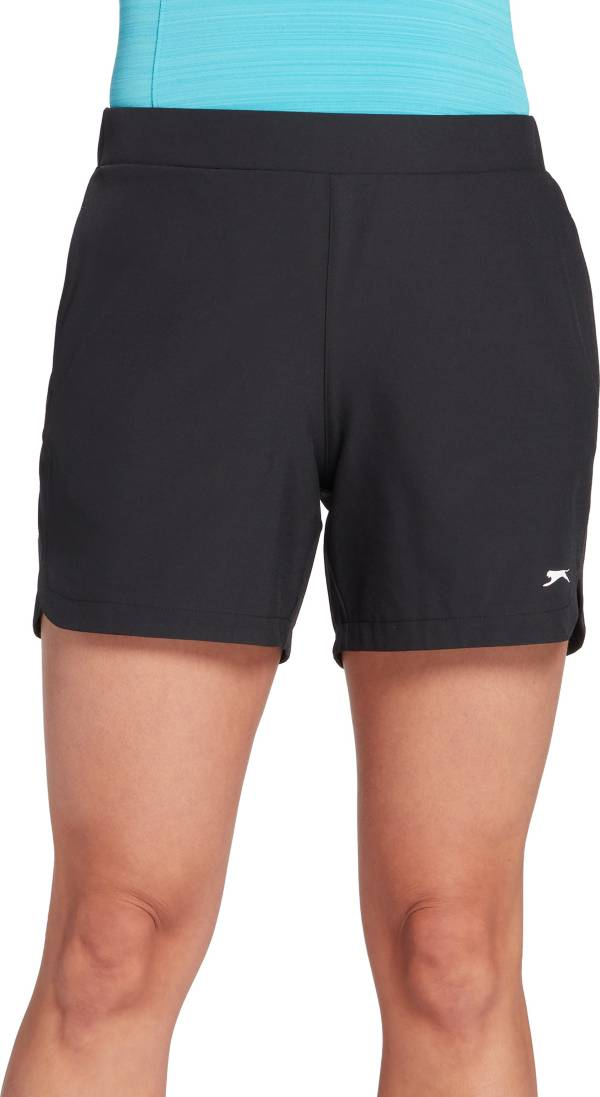 Slazenger Women's Tech Woven Pull On 5'' Golf Shorts product image
