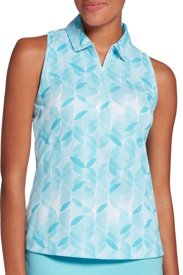 Slazenger Women's Refresh Printed Sleeveless Golf Polo product image