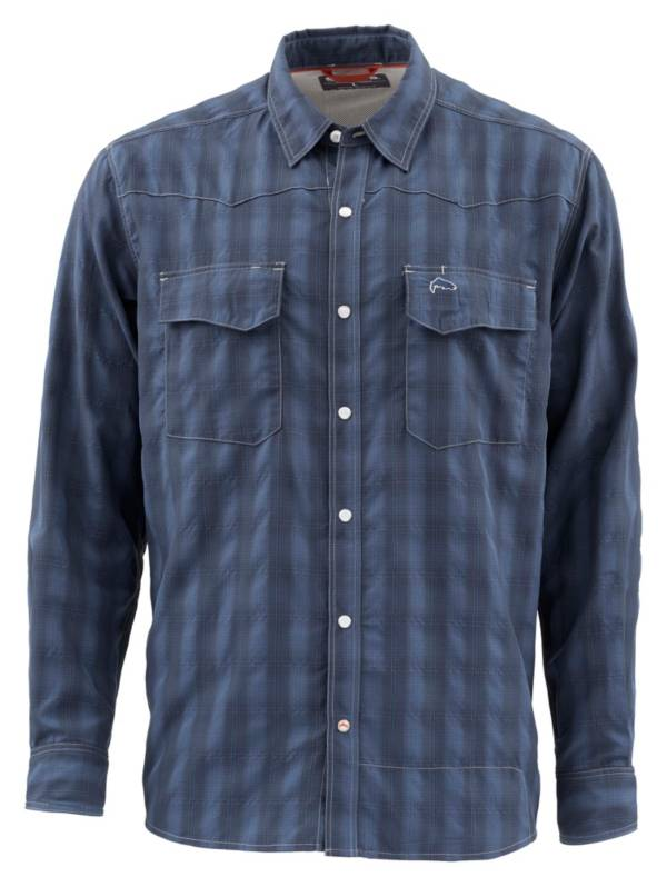 Simms Men's Big Sky Long Sleeve Fishing Shirt product image