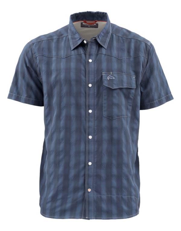 Simms Men's Big Sky Short Sleeve Fishing Shirt product image