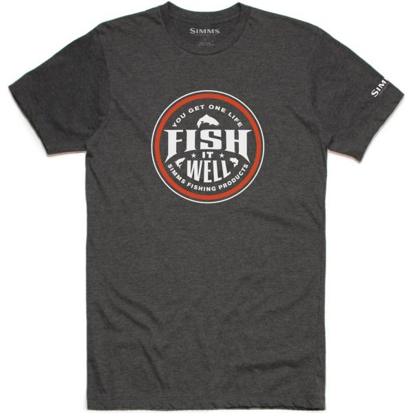 Simms Men's Fit-It-Well Graphic T-Shirt product image