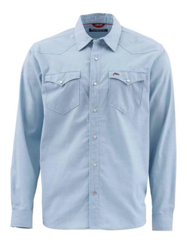 Simms Men's No-Tellum Long Sleeve Fishing Shirt product image