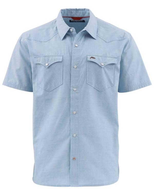 Simms Men's No-Tellum Short Sleeve Fishing Shirt product image