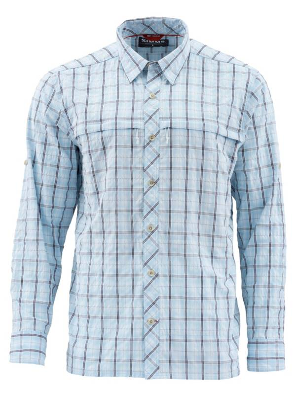 Simms Men's Stone Cold Long Sleeve Shirt product image