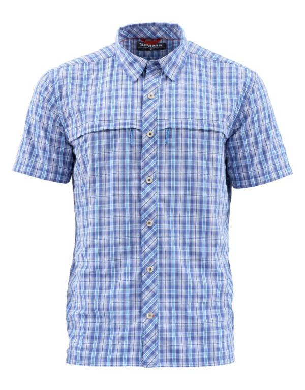 Simms Men's Stone Cold Short Sleeve Shirt product image