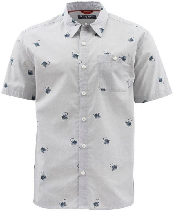 Simms Men's Tailout Short Sleeve Button Down Shirt product image