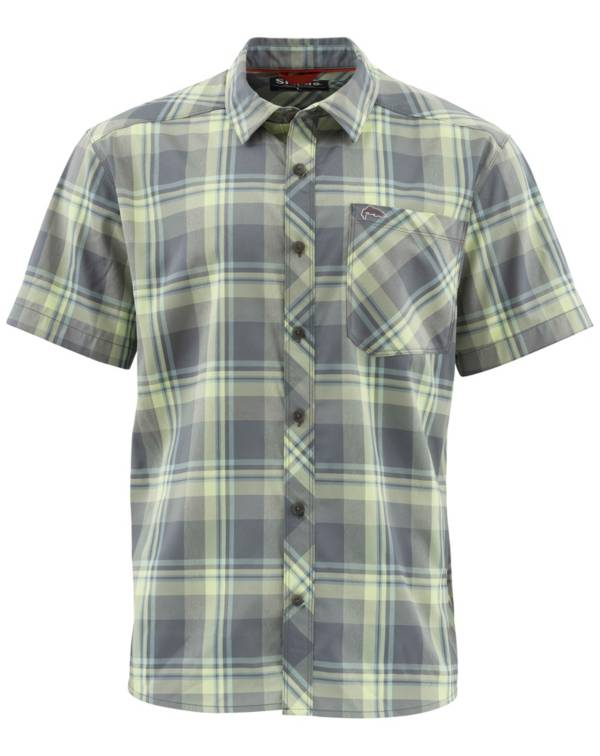 Simms Men's Outpost Short Sleeve Fishing Shirt product image