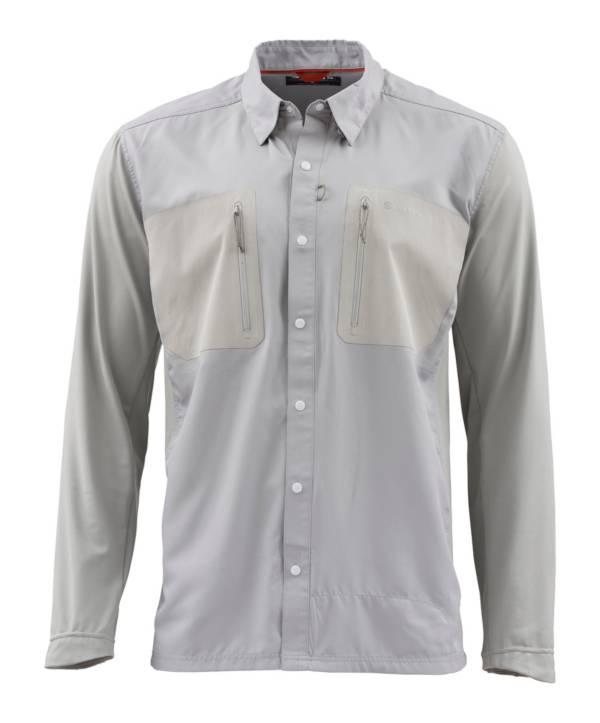 Simms Men's Tricomp Cool Long Sleeve Fishing Shirt product image