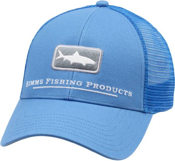 Simms Adult Bonefish Icon Trucker Hat product image