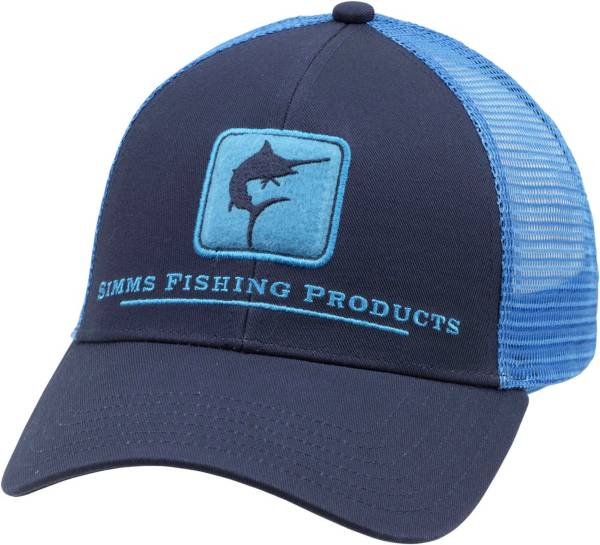 Simms Adult Marlin Icon Trucker Hat product image
