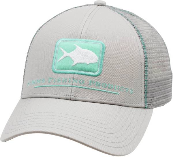 Simms Adult Permit Icon Trucker Hat product image