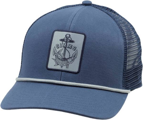 Simms Adult Retro Patch Trucker Hat product image