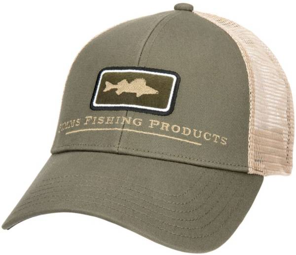 Simms Adult Walleye Icon Trucker Hat product image