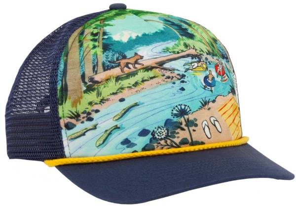 Sunday Afternoons Men's Stream Dream Artist Series Cooling Trucker Hat product image