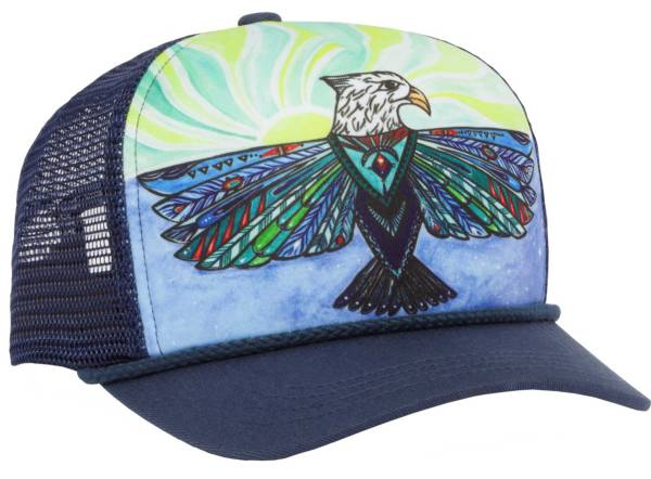 Sunday Afternoons Youth Soaring Sun Cooling Trucker Hat product image