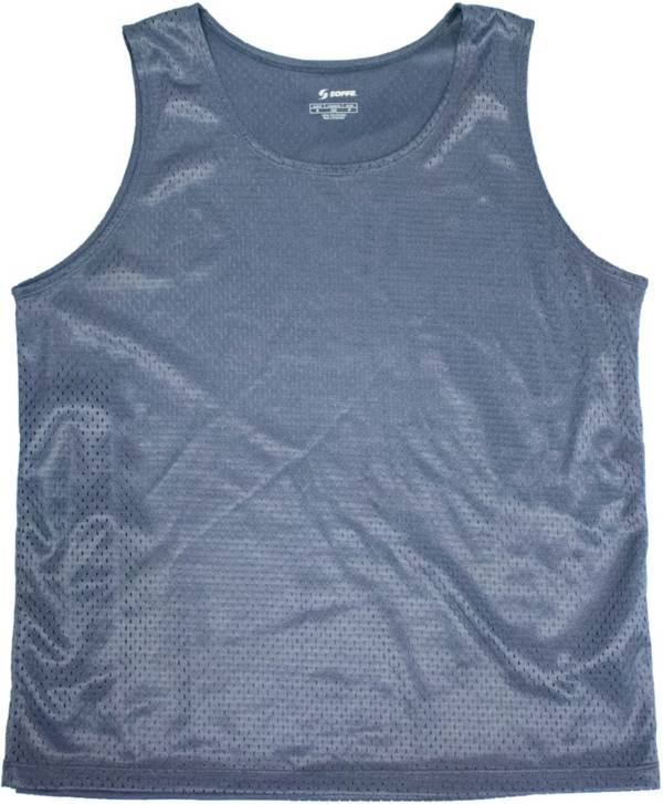 Soffe Girls' Mesh Pinnie Tank Top product image