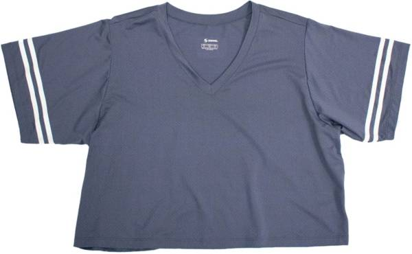 Soffe Girls' Spirit Crop T-Shirt product image