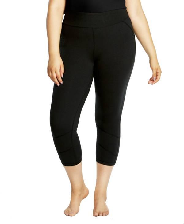 Soffe Women's Curves Killer Capri Leggings product image