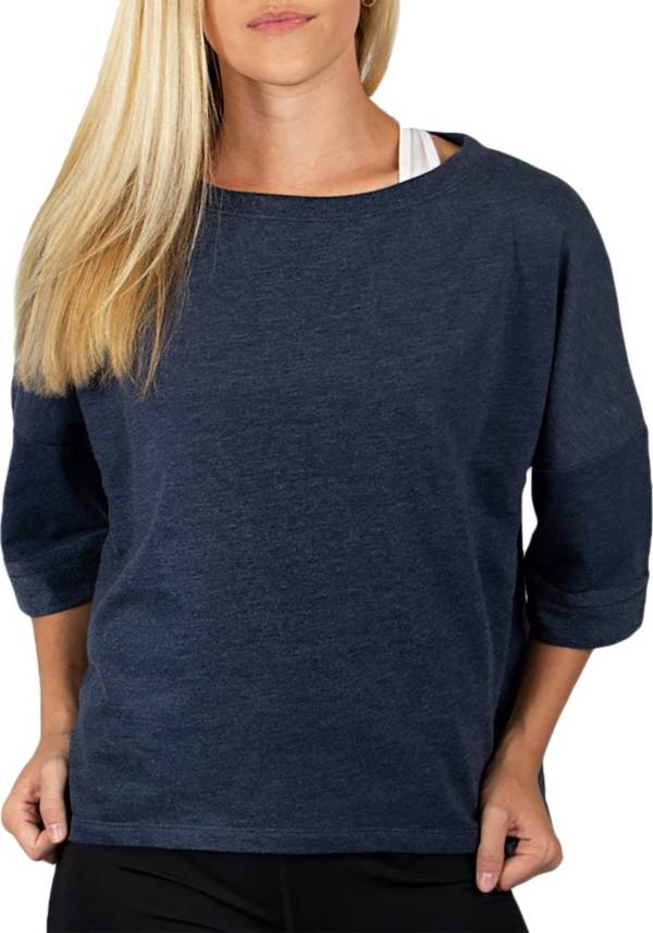 Soffe Women's Vintage Crew T-Shirt product image
