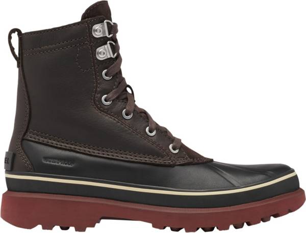 SOREL Men's Caribou Storm Waterproof Casual Boots product image