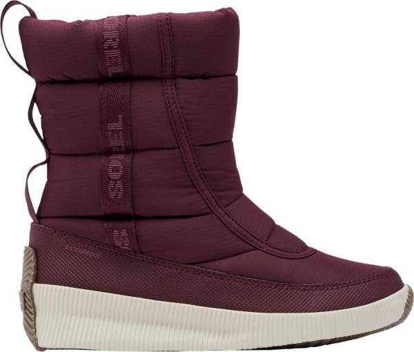 SOREL Women's Out N About Puffy Mid 200g Waterproof Winter Boots product image