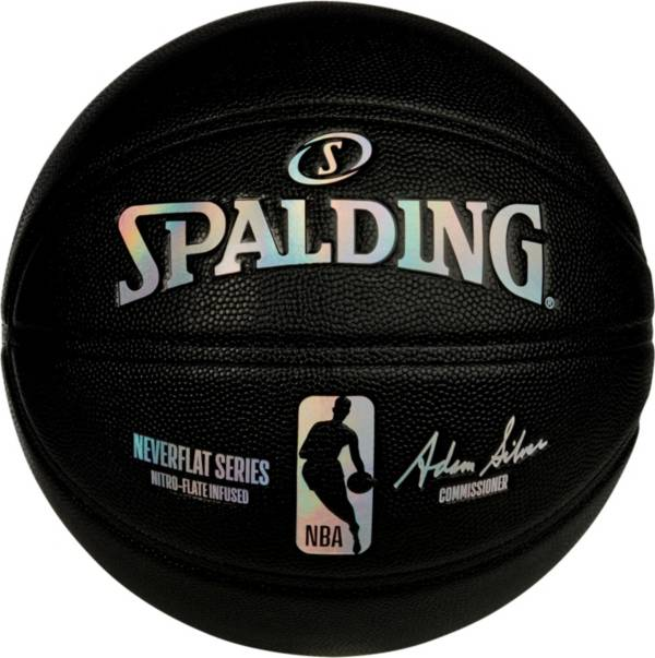 Spalding NBA NeverFlat Game Ball Replica Official Basketball 29.5'' product image