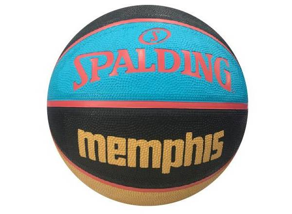 Spalding Memphis Grizzlies City Edition Full-Sized Basketball product image