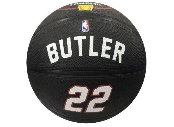 Spalding Miami Heat Jimmy Butler Full-Sized Basketball product image