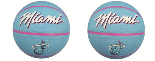 Spalding Miami Heat CE20 Basketball product image