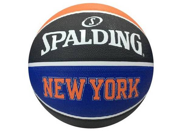 Spalding New York Knicks City Edition Full-Sized Basketball product image