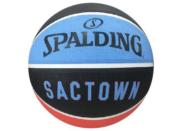 Spalding Sacramento Kings City Edition Full-Sized Basketball product image