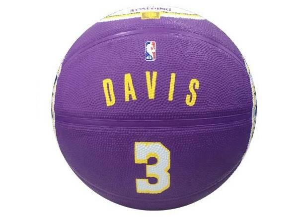 Spalding Los Angeles Lakers Anthony Davis Full-Sized Basketball product image