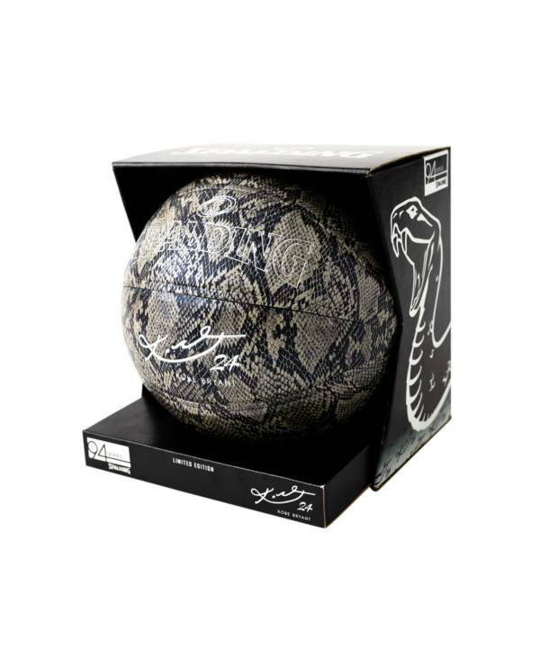 Spalding Kobe Bryant 24K Series Limited Edition Basketball product image