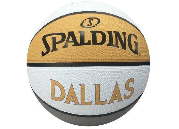 Spalding Dallas Mavericks City Edition Full-Sized Basketball product image