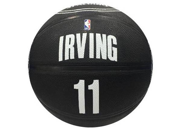 Spalding Brooklyn Nets Kyrie Irving Full-Sized Basketball product image
