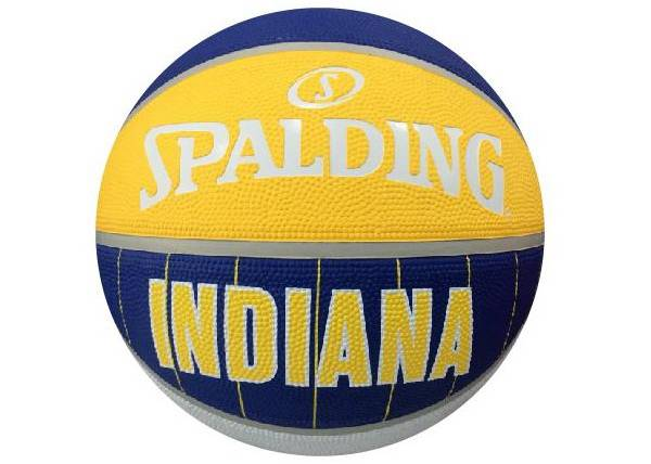 Spalding Indiana Pacers City Edition Full-Sized Basketball product image