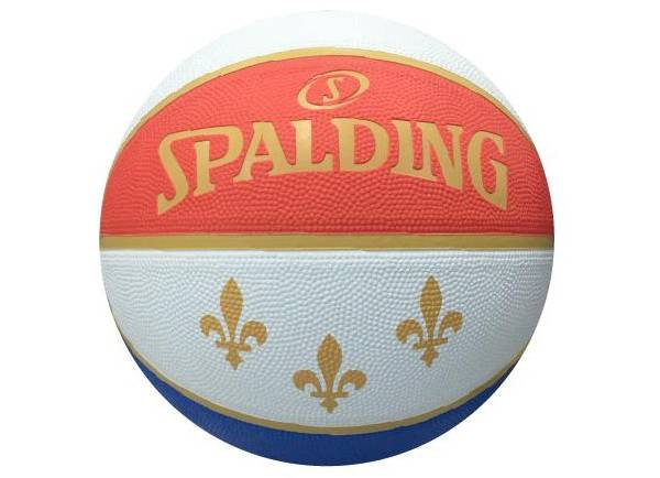 Spalding New Orleans Pelicans City Edition Full-Sized Basketball product image