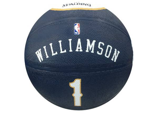 Spalding New Orleans Pelicans Zion Williamson Full-Sized Basketball product image