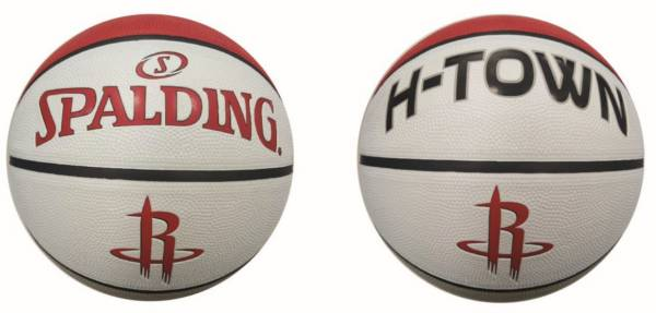 Spalding Houston Rockets CE20 Basketball product image