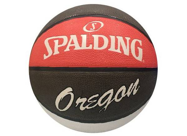 Spalding Portland Trail Blazers City Edition Full-Sized Basketball product image