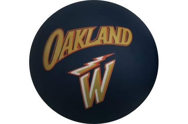 Spalding Golden State Warriors City Edition Spaldeen High Bounce Ball product image