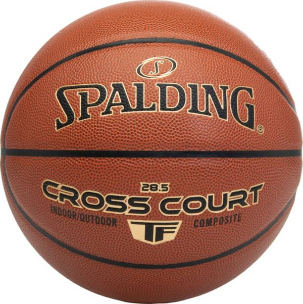 Spalding Cross Court Basketball (28.5'') product image