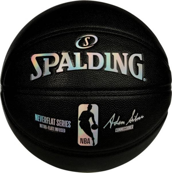 Spalding NBA NeverFlat Game Ball Replica Basketball 28.5'' product image
